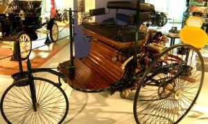 1886 Benz-Bentley Replica