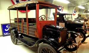 1922 Ford T Depot Hack