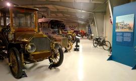 Auto Wars Exhibit