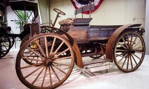 Mystery Auto Wagon