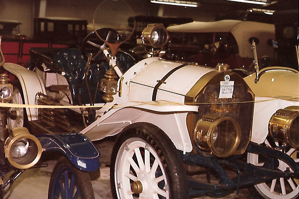 Encounters with Richard Paine: A Visit to the Auto Museum in 1980