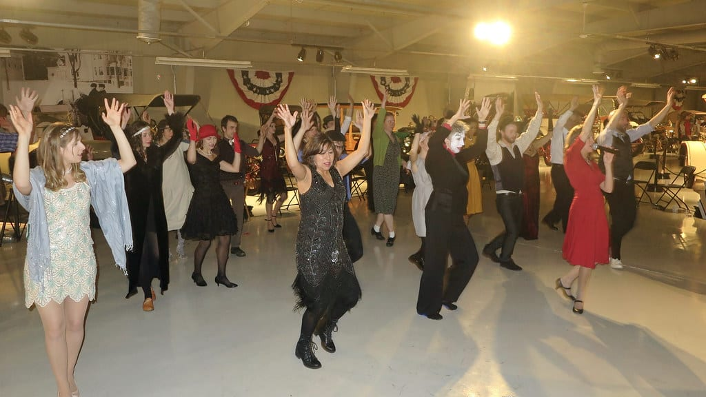 Party like it's 1929 at the Speakeasy, March 7!